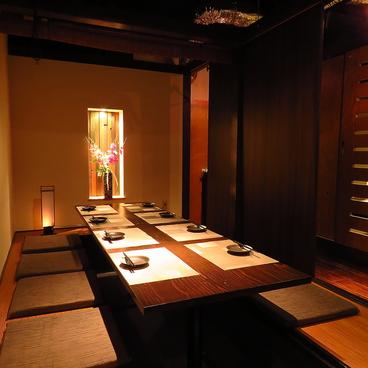 個室×海鮮居酒屋 蔵之庵 すすきの店の雰囲気1