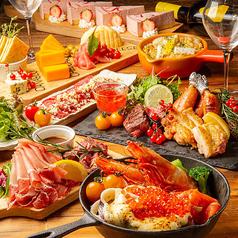 Cheese&Wine 梅田チーズファクトリー 梅田大阪駅前店のおすすめ料理1