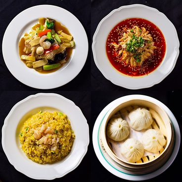 四川料理 厨匠 ちゅうしょう 劉記のおすすめ料理1