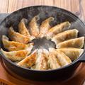 料理メニュー写真【福島】円盤盛り餃子