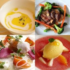 ルミエール ワイナリー レストラン ゼルコバ 山梨の写真
