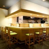 天ぷらと刺身 六角やの雰囲気2