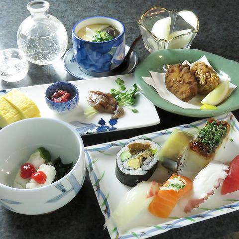 川名駅から徒歩約5分!お寿司は寿司奴にお任せ!出前、お持ち帰りもやってます。