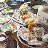 四日市で三重県産の貝が楽しめる『貝ばかセット』