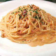 生ウニのスパゲティ