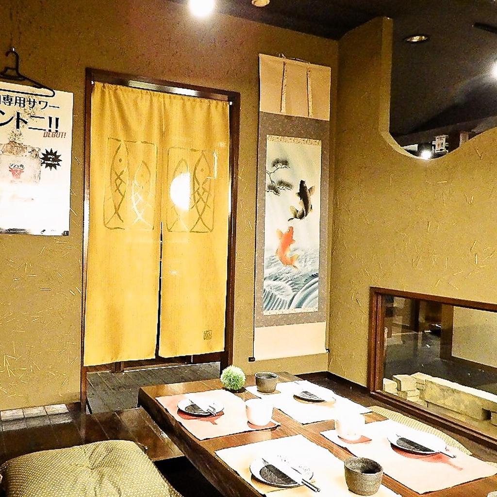 個室均一居酒屋 とりたま 松山店|店舗イメージ6