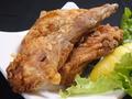 料理メニュー写真ハーブ鶏の唐揚げ