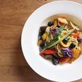 料理メニュー写真12種のお野菜パスタ
