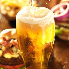Sky Lounge beergarden 空の雰囲気1