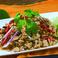 ラープガイ(鶏のひき肉とハーブのサラダ)