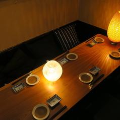 個室肉バル 陣家 Jinya 仙台駅前店の雰囲気1