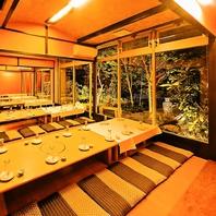◆庭付き新館宴会場◆