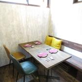 cafe'&bistro VERT カフェアンドビストロ ヴェールの雰囲気2