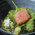 〆に最適なお茶漬けは具にもこだわり満載!明太子は高級割烹店と同じ明太子を使っています!!