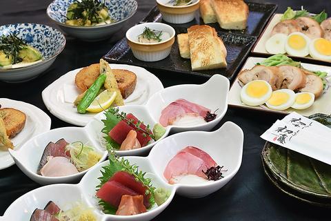 2時間飲み放題付き メインが選べるおまかせ宴会コース5000円 クーポン利用で3時間5000円