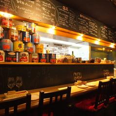 ワイン食堂 ホオバール 池袋西口本店の雰囲気1