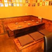 テーブル席6名席