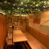 肉バル&野菜バル にくベジ 新宿駅前店の雰囲気2