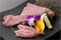 料理メニュー写真山形牛食べ比べ