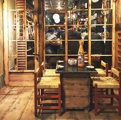 ビアガーデン感覚で心地よい風に当たりながらお料理とドリンクをお楽しみいただけます。限定1席なのでご希望の方はご予約をお勧め致します♪