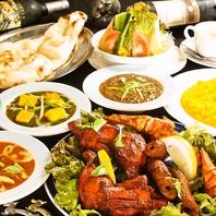 五つ星レストラン出身シェフが作る♪インドネパール料理