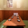 【3F 1室のみ】6名様までの完全個室になります。宴会にオススメです!