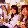 ソフトクリーム食べ放題!自分好みにアレンジ自由♪是非お楽しみください。