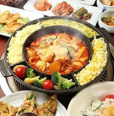 韓食ダイニング ビストログー 南草津店の特集写真
