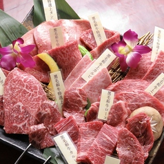 黒毛和牛焼肉 肉善のおすすめ料理1
