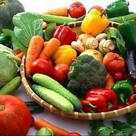 契約農家からの栄養満点な新鮮夏野菜♪