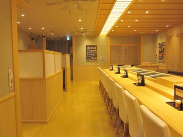 うまい鮨勘 熱海支店の雰囲気1