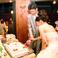 【貸切・結婚式2次会】ケーキカットなどのイベントのお手伝い、音響設備も完備!