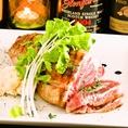 【日替わり肉料理】日替わりのお肉料理も行ってからお楽しみの一つ♪