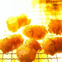 料理メニュー写真王様の丸ホルモン (タレ・塩)