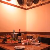 個室バル 4階のイタリアン 磨屋町の雰囲気2