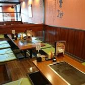 お好み焼きは ここやねん 伊賀上野店の雰囲気3