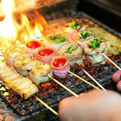 炭火野菜巻き串と炉端焼き 博多 うずまき 宮崎店の特集写真
