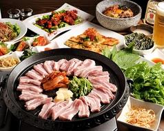 KOREA TERRACE DINING アイドコロの写真