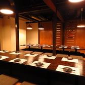 個室×海鮮居酒屋 蔵之庵 すすきの店の雰囲気2