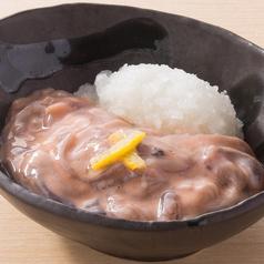 料理メニュー写真■いかの塩辛