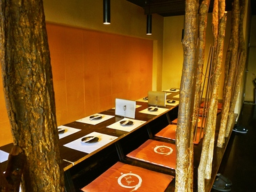 Japanese dining 兎とかめの雰囲気1