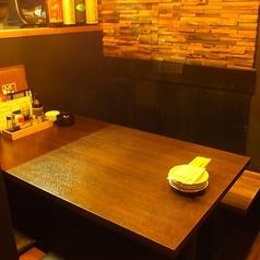 4名様がけのテーブル席!様々なシーンでご利用いただけます♪(1F)
