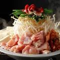 料理メニュー写真【名物】伝説の赤ちり鍋 年間3万食売れています♪リピーター率脅威の75%