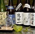 宮城の地酒【乾坤一】や宮城の地酒【浦霞】など地元の日本酒も多く取り揃えております。