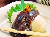 女鳥羽そばのおすすめ料理3