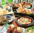 3時間飲放■ゆずの花-hana-■【9品4500円⇒3490円】旬素材を贅沢☆貝柱と鴨ロースの味わい!