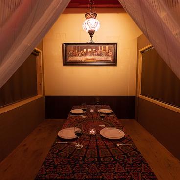 完全個室肉バル SHINGETSU シンゲツの雰囲気1