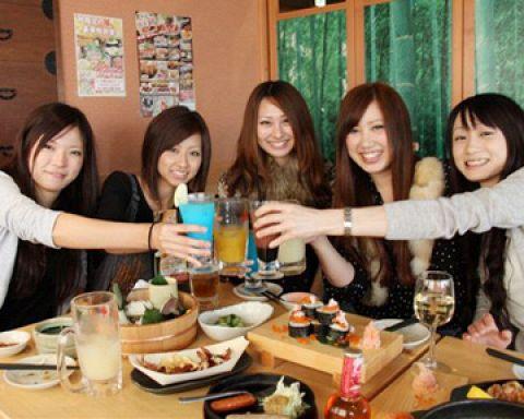 【3H食べ放題&飲み放題!】女性2960円♪男性3700円(税抜)