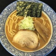 濃厚魚介つけ麺 780円