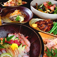 武三のこだわりの料理のラインナップに今宵も舌鼓。